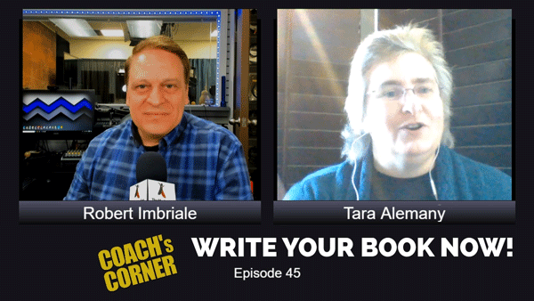 eCoach 45: This is the Time to Write Your Book with Guest Tara Alemany