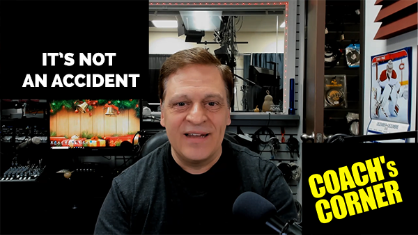 eCoach 59: It's NOT an Accident! Success is Premeditated!