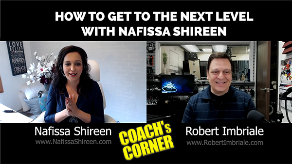 eCoach 67: How to Get to the Next Level with Nafissa Shireen